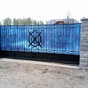 Откатные и распашные ворота