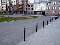 Столбы парковочные